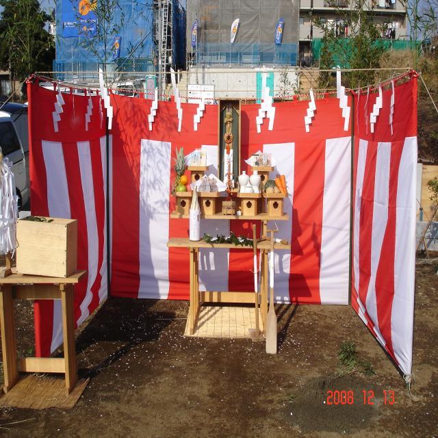 地鎮祭(081212)