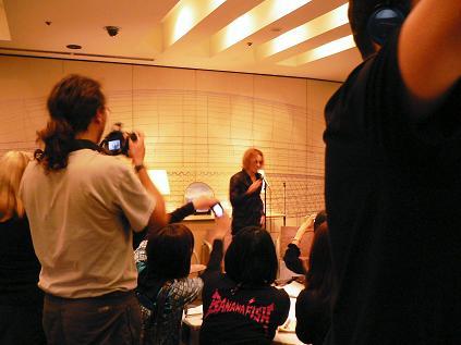Yoshiki x japan 2008
