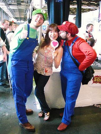 mario et Luigi je