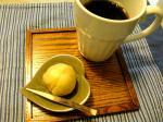 茶巾スイートポテト
