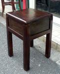 鉄木スツール1-2