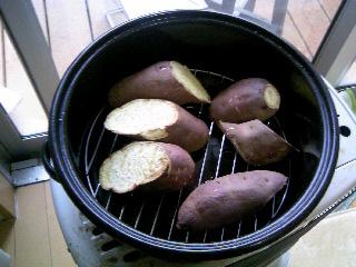 焼き芋鍋?
