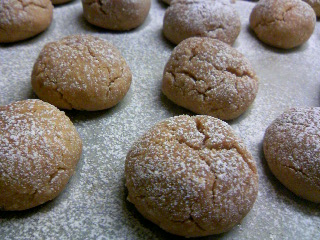 きな粉クッキー①