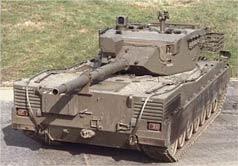 模型ブログ・現用イタリア軍戦車・OF-40