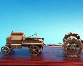 模型ブログ・WW1・イタリア軍・パヴェージィ