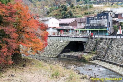 奈良県室生寺入り口II