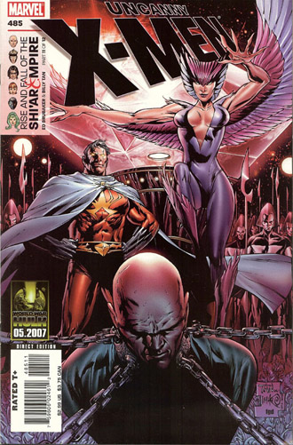 Uncanny X-men: Rise & Fall of the Shi'ar Empire (Uncanny X-Men)