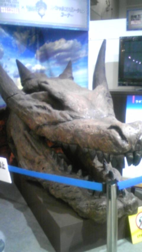 ラギア化石!?