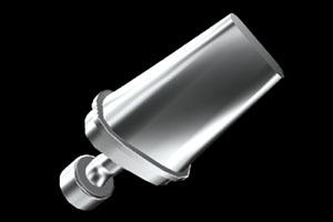 単結晶のモデル