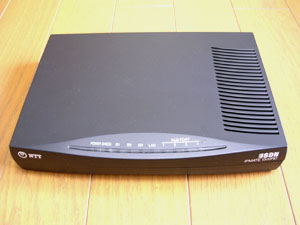 NTT ルーター IPMATE 1300RD
