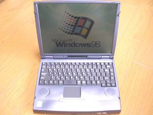 ASUS MOA Windows98