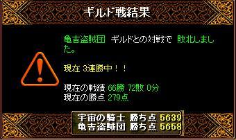 GV20.09.08 亀吉盗賊団