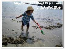 潮干狩り5