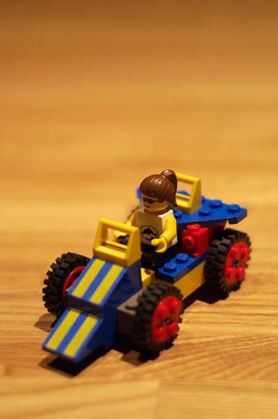 LEGO。