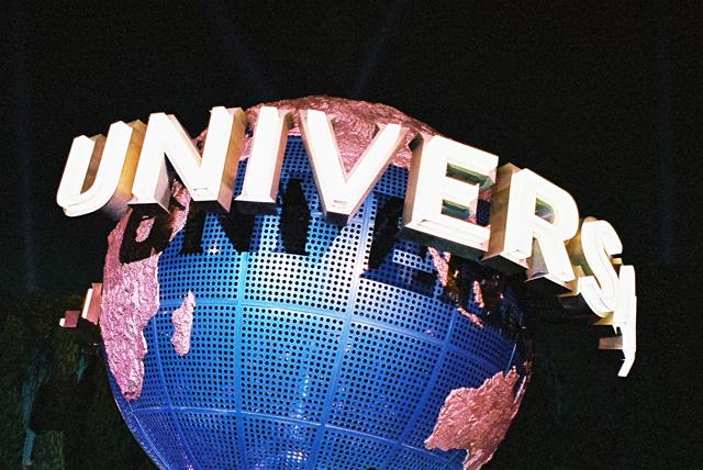 USJのシンボル。