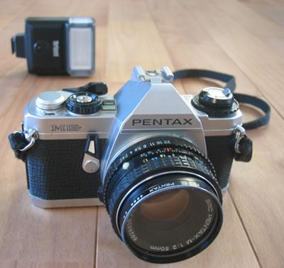 『PENTAX MG』
