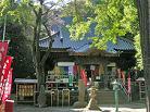 薬師池 寺