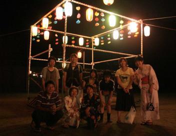 盆踊り集合2
