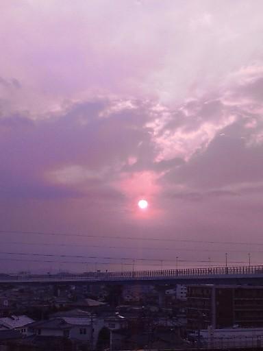 曙・・・冬☆