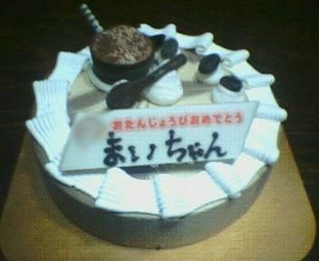今年はアイスケーキ♪