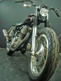 SR400 カスタム2