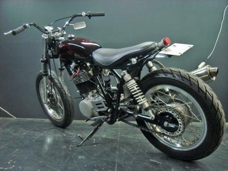 SR400 カスタム9