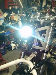 CB400SF 5 ライト2