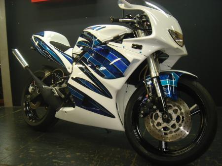 930 TZR 250 2