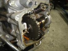 MF08 エンジン修理6