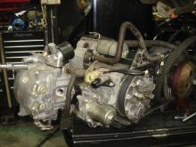 MF08 エンジン修理4