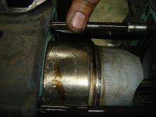 MF08 エンジン修理8