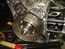 MF08 エンジン修理2-6