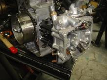 MF08 エンジン修理2-7