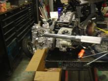 MF08 エンジン修理2-9