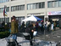 京都地方合同庁舎前