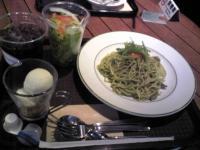 【Ricardo's CAFE&DELI】のパスタセット