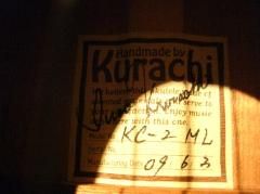 Kurachi Ukulele KC-2 ML