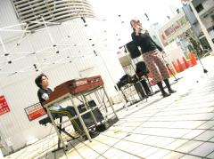 にぎわいminiライブ2009