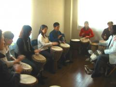 African Percussion Workshop