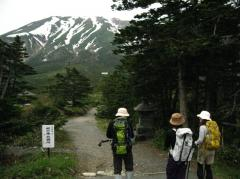 御嶽山090610