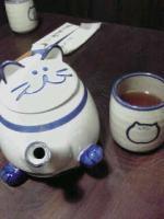 のらやお茶セット
