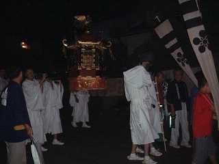 2004年お下がり神事