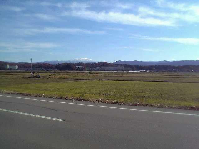 木場潟白山1