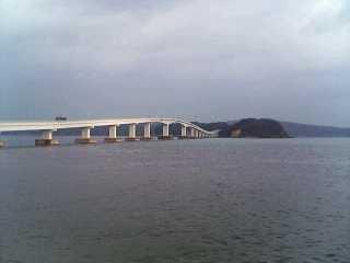 能登島の橋