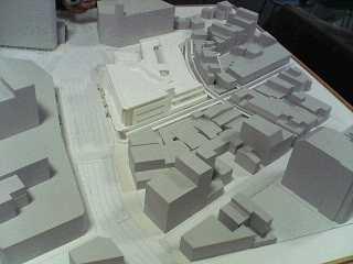 新近江町市場模型