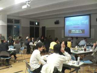 武蔵ビジネスクラブ発足3周年記念パーティ