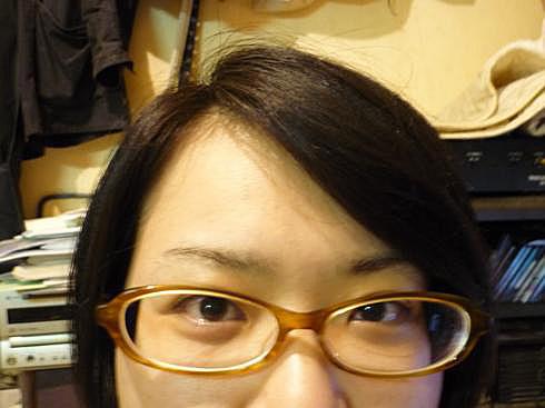 まちゅみメガネ