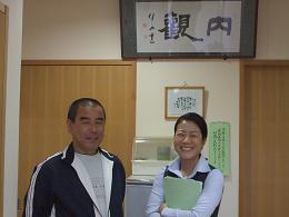 10-31 馬場先生と山口さん