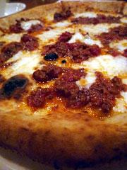 光の森のLA ZUCCA(ラ・ズッカ)でおいしいピザ♪
