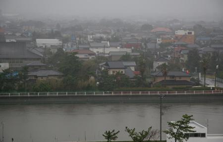 雨の九十九里2